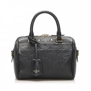 Louis Vuitton Monogram Empreinte Speedy 20