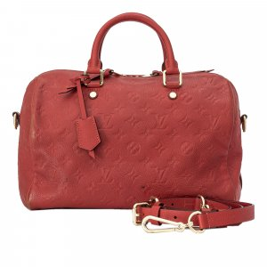 Louis Vuitton Monogram Empreinte Speedy 30