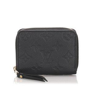 Louis Vuitton Monogram Empreinte Zippy Coin Purse