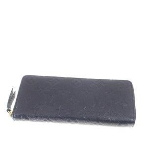 Louis Vuitton Monogram Empreinte Zippy Long Wallet
