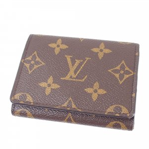 Louis Vuitton Monogram Enveloppe Carte De Visite