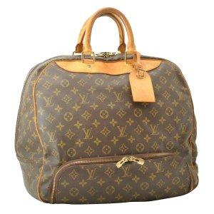 Louis Vuitton Monogram Eva Dione Boston Bag