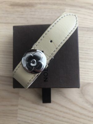 Louis Vuitton Monogram  flower full essentials Leder Schmuck Armband