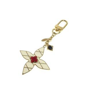 Louis Vuitton Monogram Flower Key Chain