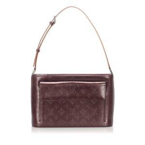 Louis Vuitton Monogram Glace Alston