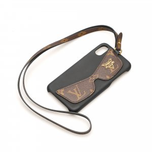 Louis Vuitton Monogram Iphone X XS Bumper Shades