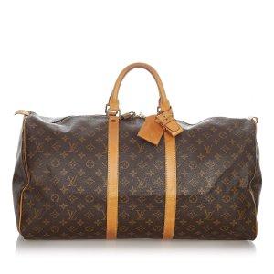 Louis Vuitton Reistas bruin