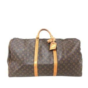 Louis Vuitton Sac weekender brun