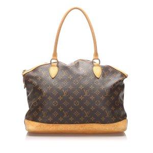 Louis Vuitton Monogram Lockit Horizontal