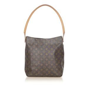 Louis Vuitton Tote bruin