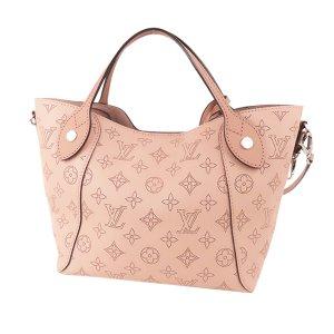 Louis Vuitton Satchel light pink leather