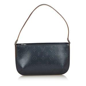 Louis Vuitton Handbag blue imitation leather