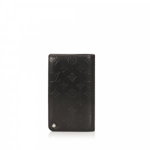 Louis Vuitton Monogram Mat French Purse