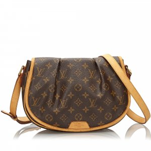 Louis Vuitton Monogram Menilmontant PM