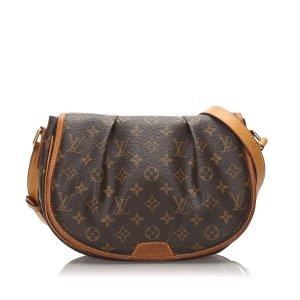 Louis Vuitton Monogram Menilmontant PM