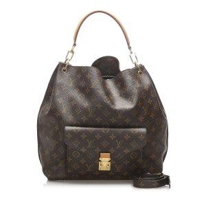 Louis Vuitton Hobotas bruin