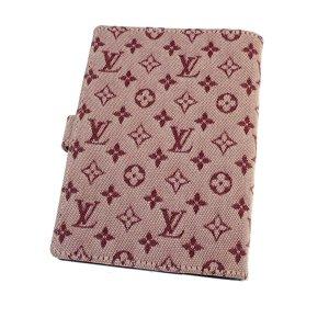 Louis Vuitton Monogram Mini Lin Agenda