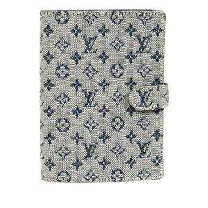 Louis Vuitton Monogram Mini Lin Agenda PM