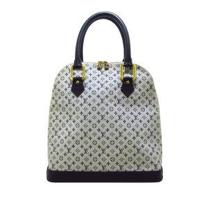 Louis Vuitton Monogram Mini Lin Alma Haut