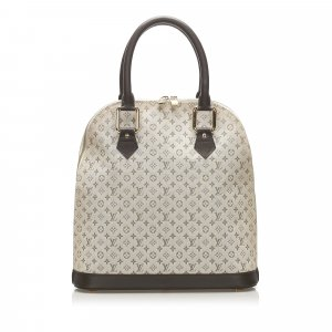 Louis Vuitton Monogram Mini Lin Alma Haut