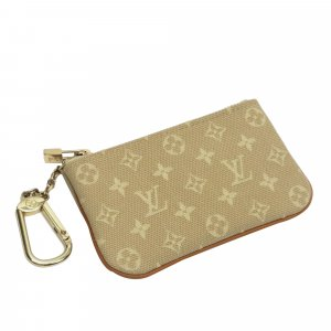 Louis Vuitton Monogram Mini Lin Coin Pouch