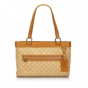 Louis Vuitton Monogram Mini Lin Lucille PM