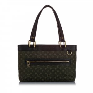 Louis Vuitton Monogram Mini Lin Lucille PM