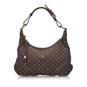 Louis Vuitton Borsa sacco marrone scuro