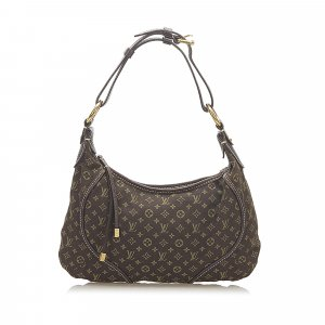 Louis Vuitton Monogram Mini Lin Manon PM
