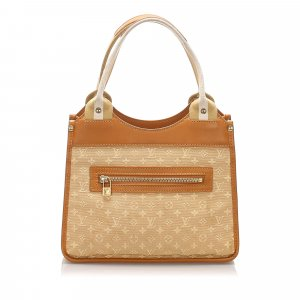 Louis Vuitton Monogram Mini Lin Sac Kathleen