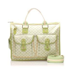 Louis Vuitton Monogram Mini Lin Sac Mary Kate 48H Satchel