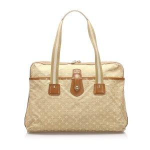 Louis Vuitton Monogram Mini Lin Sac Mary Kate