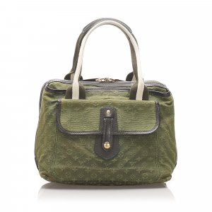Louis Vuitton Monogram Mini Lin Sac Mary Kate