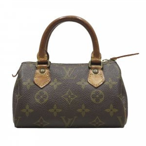 Louis Vuitton Satchel brown