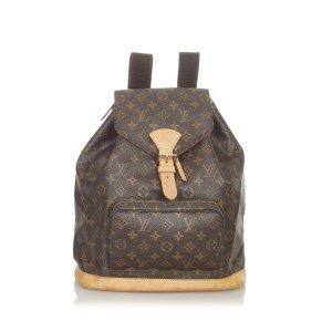 Louis Vuitton Rugzak bruin