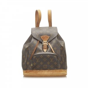 Louis Vuitton Backpack brown