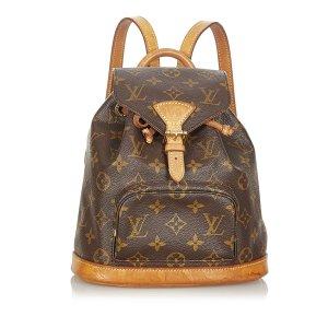 Louis Vuitton Sac à dos brun