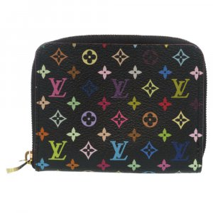 Louis Vuitton Monogram Multicolor Coin Purse