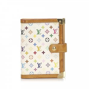 Louis Vuitton Monogram Multicolore Agenda PM