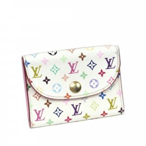 Louis Vuitton Kaartetui wit