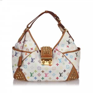Louis Vuitton Hobos white