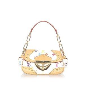 Louis Vuitton Handtas wit