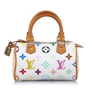 Louis Vuitton Monogram Multicolore Mini Speedy