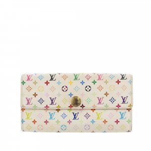 Louis Vuitton Monogram Multicolore Porte Monnaie Credit