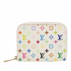 Louis Vuitton Monogram Multicolore Zippy Coin Pouch