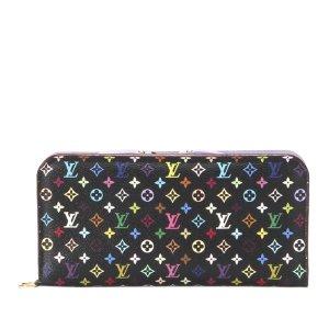 Louis Vuitton Monogram Multicolore Zippy Wallet