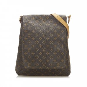 Louis Vuitton Monogram Musette Salsa Long Strap