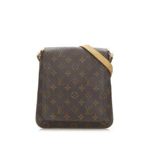 Louis Vuitton Monogram Musette Salsa Short Strap