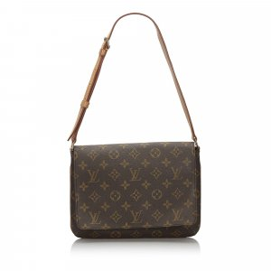 Louis Vuitton Monogram Musette Tango Short Strap