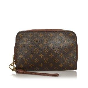 Louis Vuitton Bolso de mano marrón